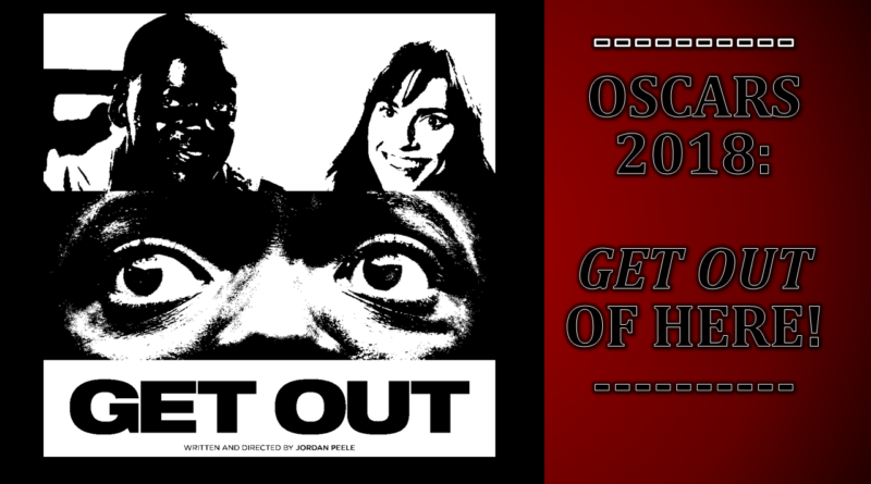 Oscars 2018: Get Out of Here! Cover