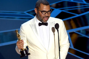 Jordan Peele Accepts The Oscar for Best Original Screenplay