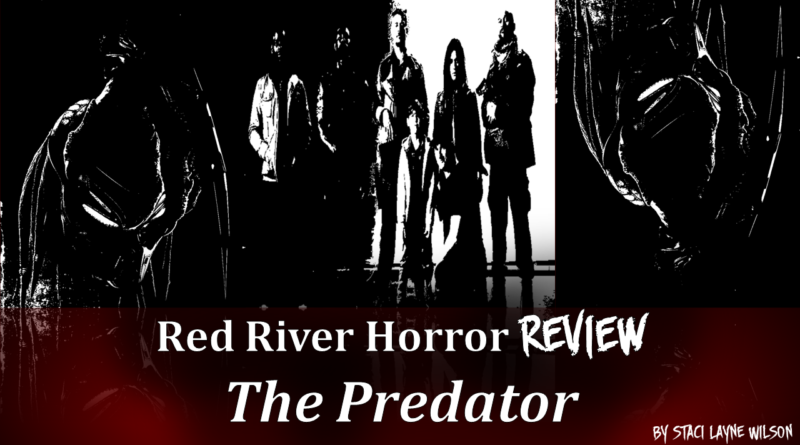 The Predator Review Cover - Red River Horror