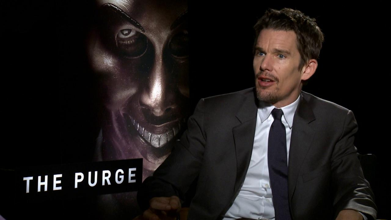 The Purge-Ethan Hawke-Red River Horror