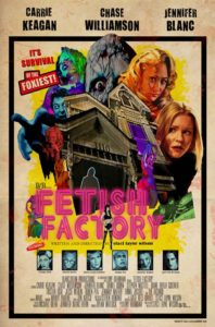 Fetish Factory Poster by Aaron Kai - Red River Horror