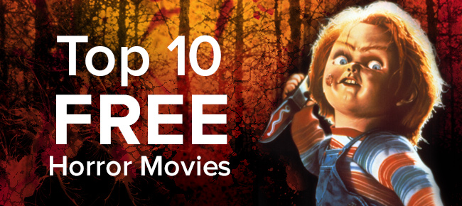 VUDU: Top 10 Horror Movies to Watch for FREE   Red River Horror