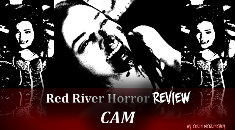 Cam Review Cover - Red River Horror
