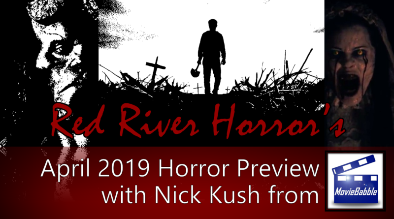 Red River Horror Cover - April 2019
