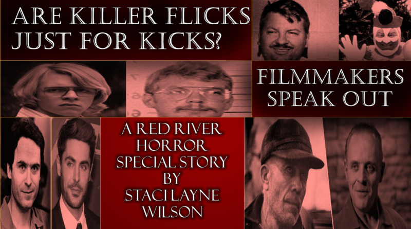 Red River Horror - Are Horror Flicks Just for Kicks Cover