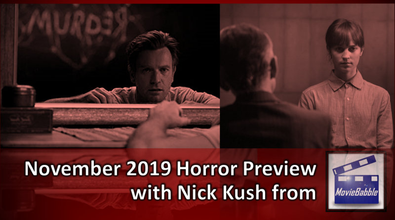 Red River Horror - November 2019