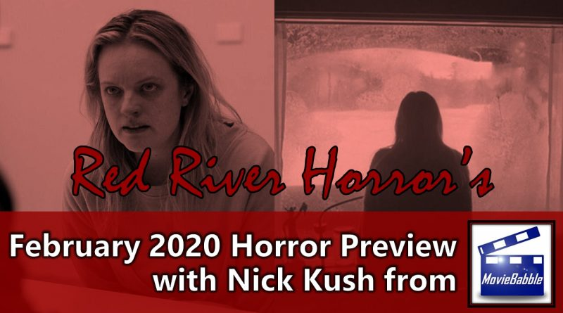 February 2020 Horror Preview