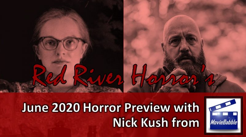 June 2020 Horror Preview