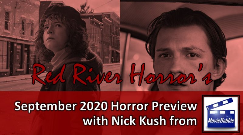 September 2020 Horror Preview