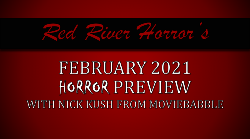 February 2021 Horror Preview