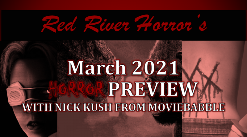 Red River Horror March Horror Preview