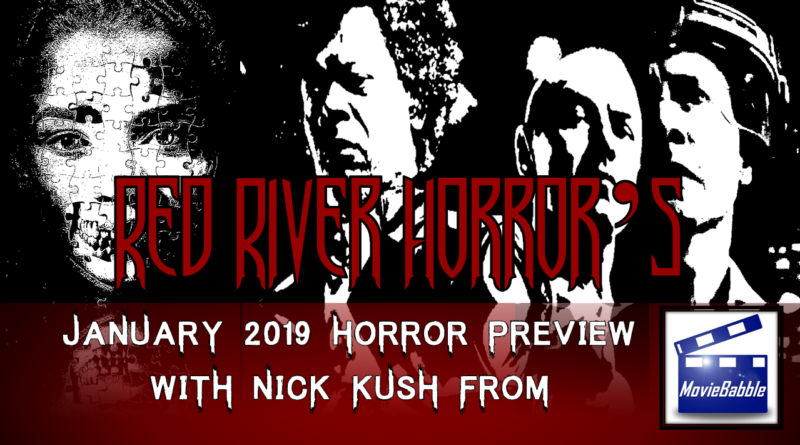 Red River Horror Cover - January 2019