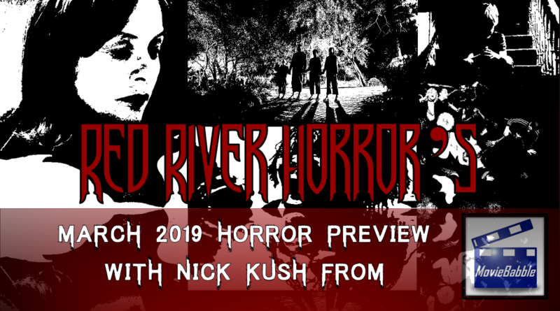 Red River Horror Cover - March 2019