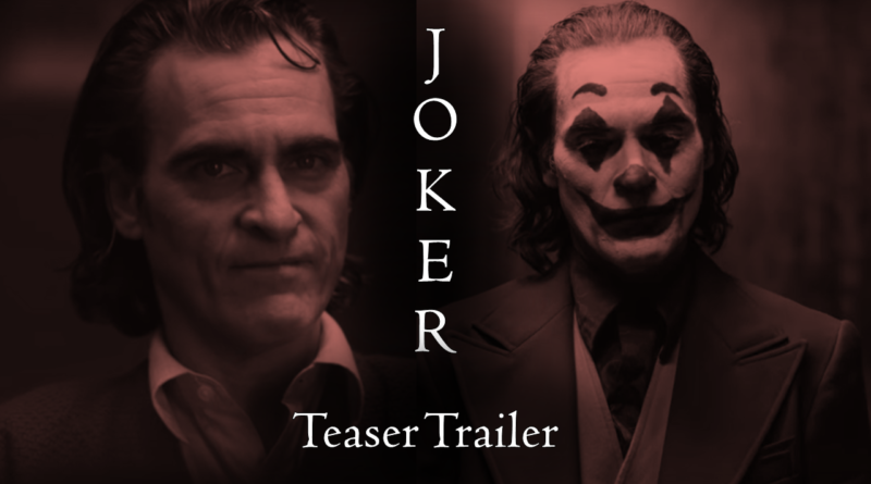 Joker Teaser - Red River Horror