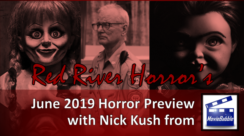 Red River Horror - June 2019 Horror Preview