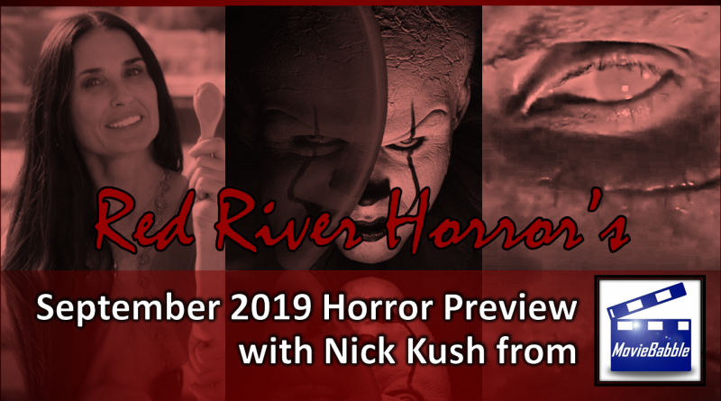 September 2019 Red River Horror Preview - Moviebabble