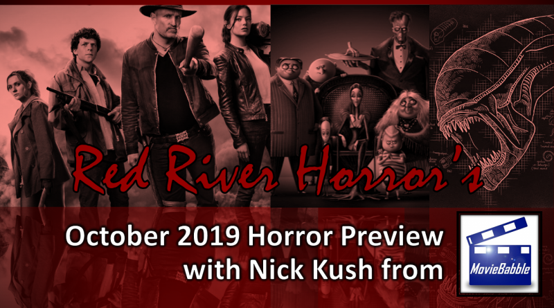 Red River Horror Preview - October 2019