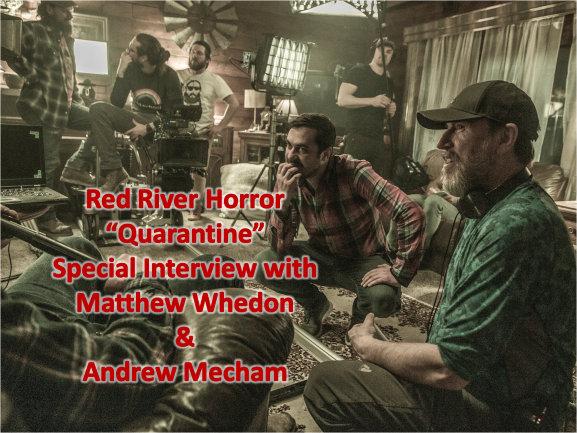 BEHIND YOU - Matthew Whedon and Andrew Mecham - Red River Horror