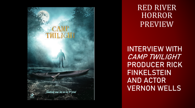 Camp Twilight - Red River Horror
