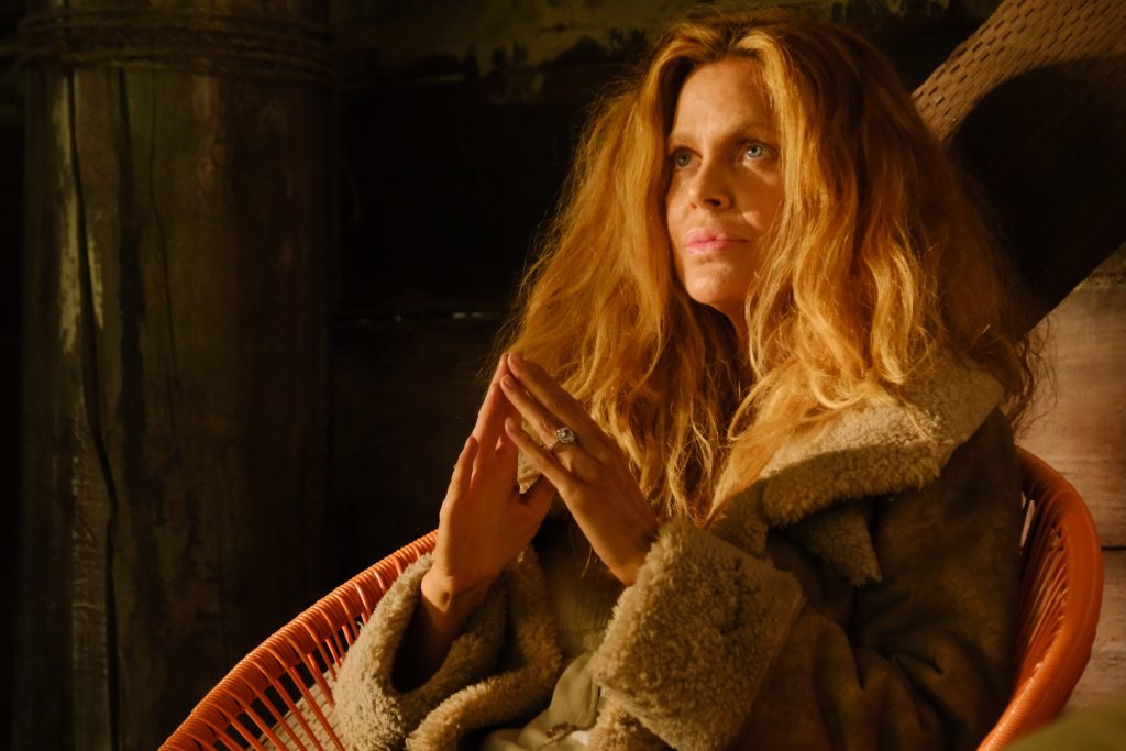 Kristin Bauer van Straten - Paradise Cove - Red River Horror