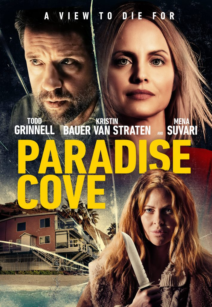 Paradise Cove Poster - Red River Horror